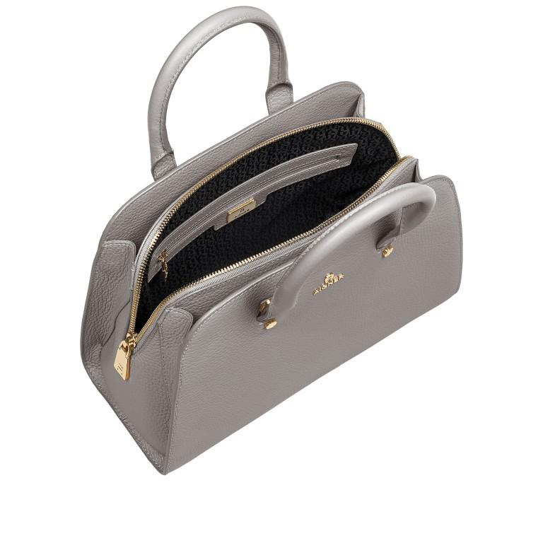 Handtasche Ivy 135-390 Clay Grey, Farbe: grau, Marke: AIGNER, EAN: 4055539389276, Abmessungen in cm: 29.0x21.0x12.5, Bild 7 von 7
