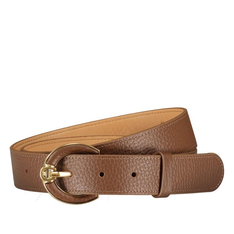 Gürtel Tara für Damen Dark Toffee Brown, Farbe: cognac, Marke: AIGNER, EAN: 4055539385223, Bild 1 von 4