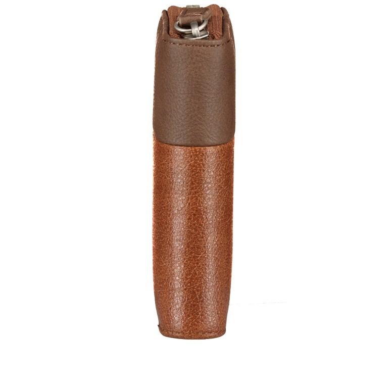 Geldbörse Eva Wallet EVW10 Cognac, Farbe: cognac, Marke: Zwei, EAN: 4250257924048, Abmessungen in cm: 10.0x13.0x4.0, Bild 4 von 7
