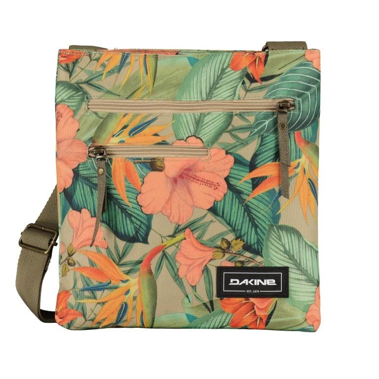 Umhängetasche Jo Jo iPad kompatibel Rattan Tropical, Farbe: grün/oliv, Marke: Dakine, EAN: 0194626415062, Abmessungen in cm: 24.0x27.0x2.5, Bild 1 von 2