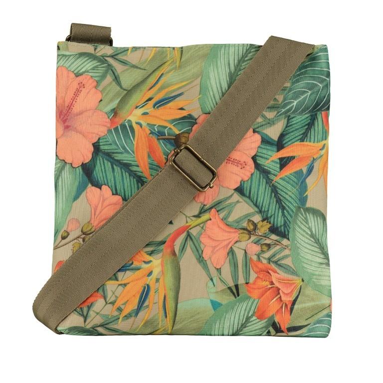 Umhängetasche Jo Jo iPad kompatibel Rattan Tropical, Farbe: grün/oliv, Marke: Dakine, EAN: 0194626415062, Abmessungen in cm: 24.0x27.0x2.5, Bild 2 von 2