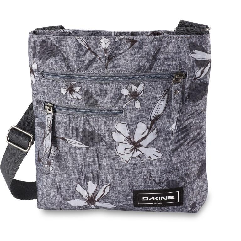 Umhängetasche Jo Jo iPad kompatibel Crescent Floral, Farbe: grau, Marke: Dakine, EAN: 0610934379969, Abmessungen in cm: 24.0x27.0x2.5, Bild 1 von 2