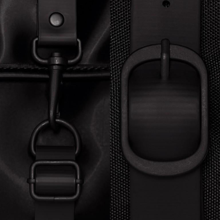 Rucksack Rucksack mit Laptopfach 15 Zoll Velvet Black, Farbe: schwarz, Marke: Rains, EAN: 5711747479060, Abmessungen in cm: 29.5x42.0x11.0, Bild 5 von 5