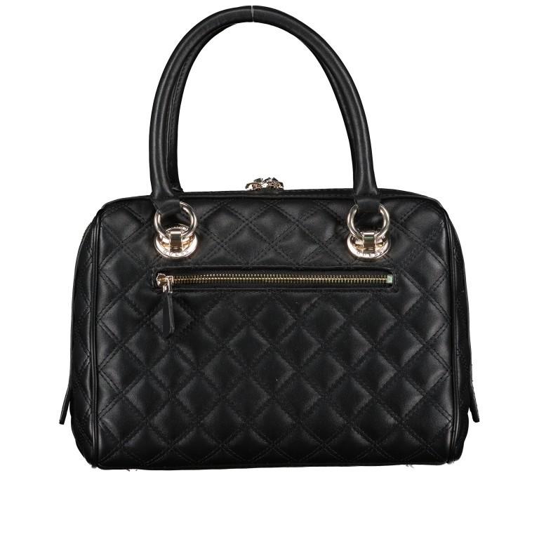 Handtasche Cessily Black, Farbe: schwarz, Marke: Guess, EAN: 0190231498360, Abmessungen in cm: 26.0x19.0x11.0, Bild 3 von 7