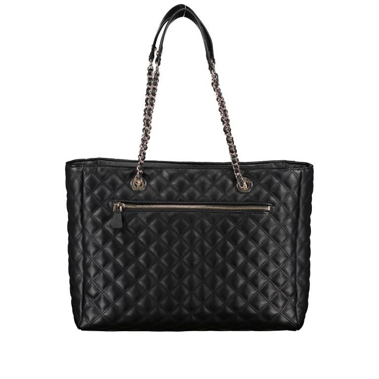 Shopper Cessily Black, Farbe: schwarz, Marke: Guess, EAN: 0190231498483, Abmessungen in cm: 35.0x27.0x11.0, Bild 3 von 5