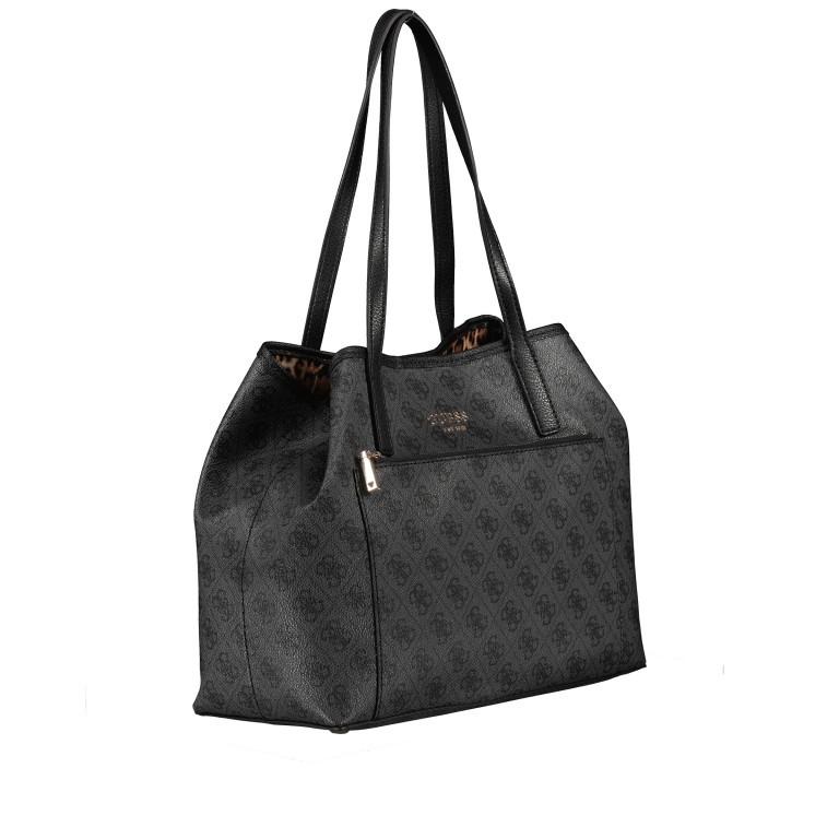 Shopper Vikky Bag in Bag Coal Logo, Farbe: schwarz, Marke: Guess, EAN: 0190231480204, Bild 2 von 14