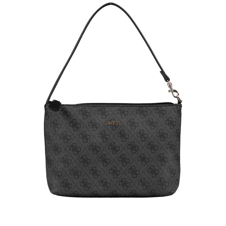 Shopper Vikky Bag in Bag Coal Logo, Farbe: schwarz, Marke: Guess, EAN: 0190231480204, Bild 13 von 14