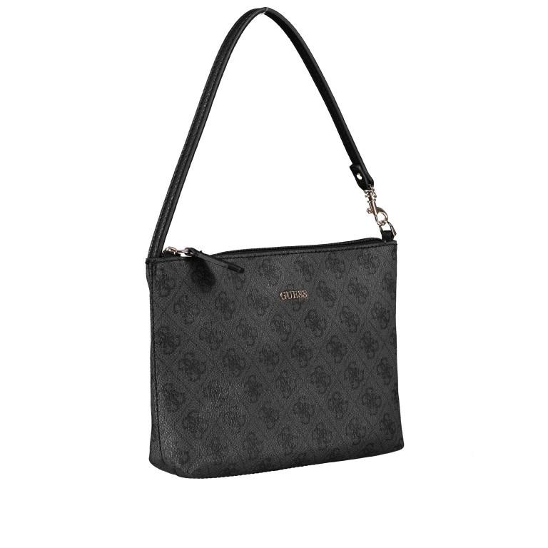 Shopper Vikky Bag in Bag Coal Logo, Farbe: schwarz, Marke: Guess, EAN: 0190231480204, Bild 14 von 14
