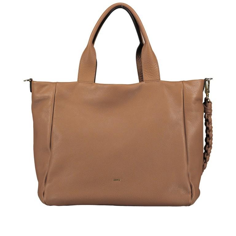 Handtasche Dalia Kaia L Caramel Cognac, Farbe: cognac, Marke: Abro, EAN: 4061724733915, Abmessungen in cm: 44.0x29.0x17.0, Bild 1 von 10