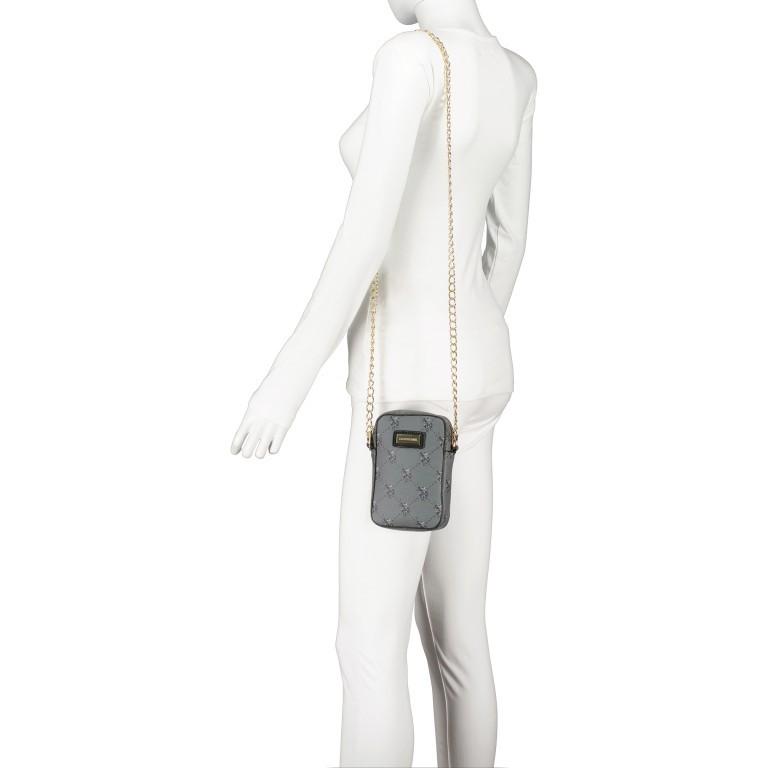 Umhängetasche Hampton Mini Bag Black, Farbe: schwarz, Marke: U.S. Polo Assn., EAN: 8052792909179, Abmessungen in cm: 11.0x17.0x5.0, Bild 4 von 6