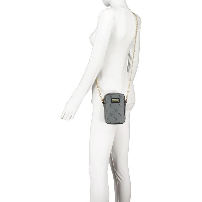 Umhängetasche Hampton Mini Bag Black, Farbe: schwarz, Marke: U.S. Polo Assn., EAN: 8052792909179, Abmessungen in cm: 11.0x17.0x5.0, Bild 5 von 6