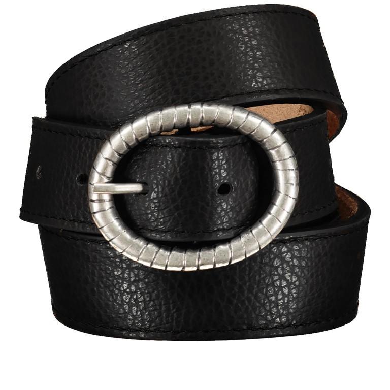 Gürtel Dollaro One Size Schwarz, Farbe: schwarz, Marke: Hausfelder, Bild 1 von 4