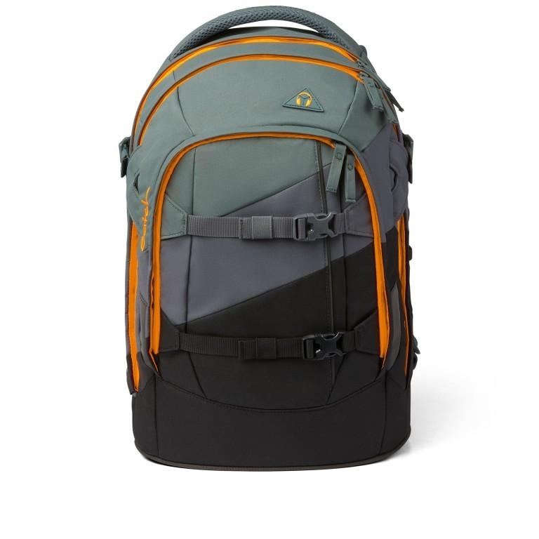 Rucksack Pack Limited Edition Now or Never Right Here, Farbe: anthrazit, Marke: Satch, EAN: 4057081102471, Abmessungen in cm: 30.0x45.0x22.0, Bild 1 von 19