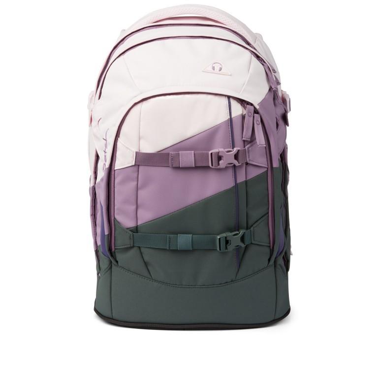 Rucksack Pack Limited Edition Now or Never Right Now, Farbe: flieder/lila, Marke: Satch, EAN: 4057081102464, Abmessungen in cm: 30.0x45.0x22.0, Bild 1 von 19