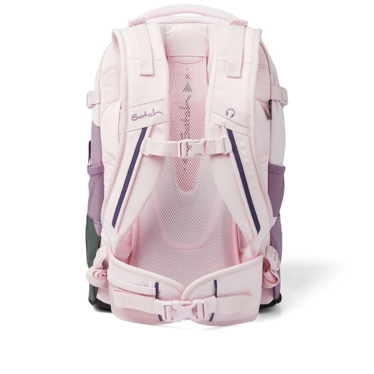 Rucksack Pack Limited Edition Now or Never Right Now, Farbe: flieder/lila, Marke: Satch, EAN: 4057081102464, Abmessungen in cm: 30.0x45.0x22.0, Bild 5 von 19