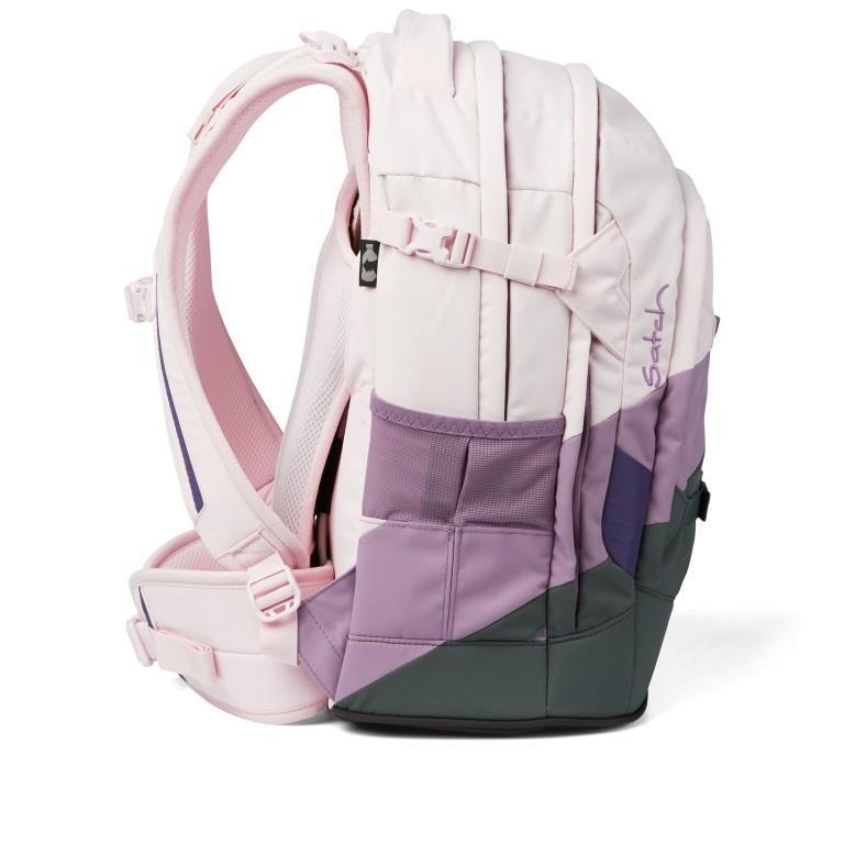 Rucksack Pack Limited Edition Now or Never Right Now, Farbe: flieder/lila, Marke: Satch, EAN: 4057081102464, Abmessungen in cm: 30.0x45.0x22.0, Bild 7 von 19