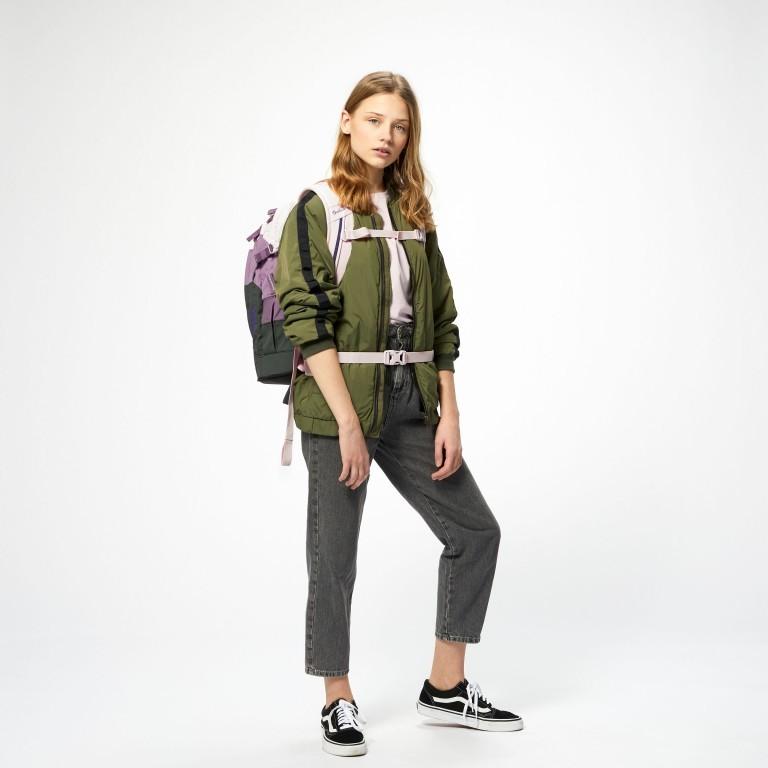 Rucksack Pack Limited Edition Now or Never Right Now, Farbe: flieder/lila, Marke: Satch, EAN: 4057081102464, Abmessungen in cm: 30.0x45.0x22.0, Bild 9 von 19