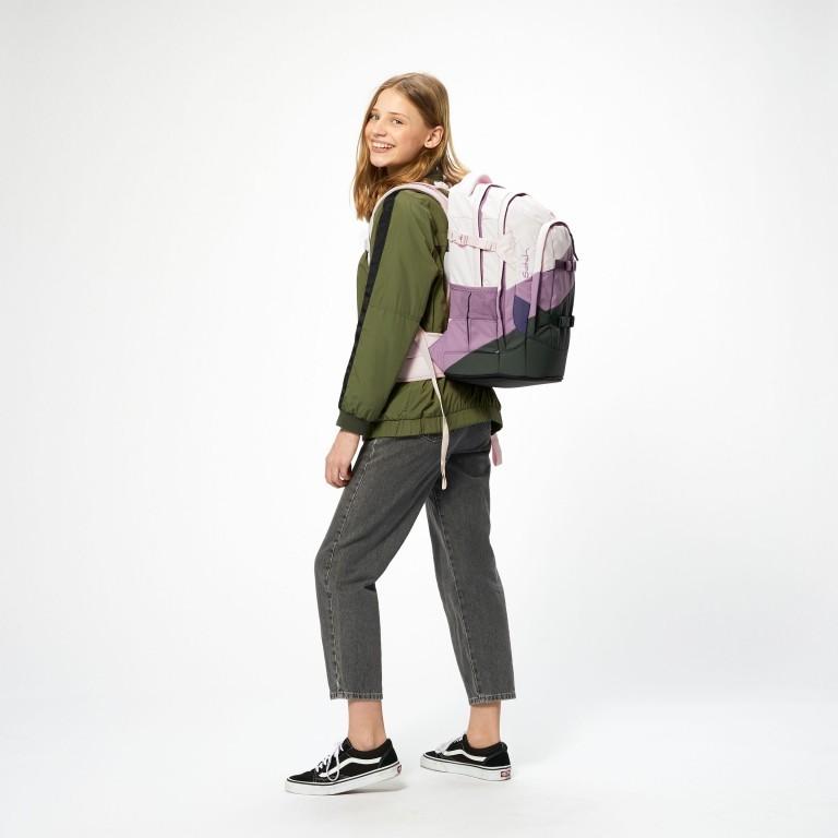 Rucksack Pack Limited Edition Now or Never Right Now, Farbe: flieder/lila, Marke: Satch, EAN: 4057081102464, Abmessungen in cm: 30.0x45.0x22.0, Bild 10 von 19