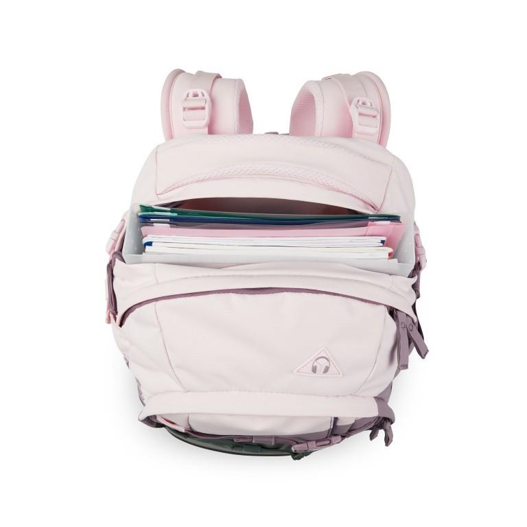 Rucksack Pack Limited Edition Now or Never Right Now, Farbe: flieder/lila, Marke: Satch, EAN: 4057081102464, Abmessungen in cm: 30.0x45.0x22.0, Bild 11 von 19