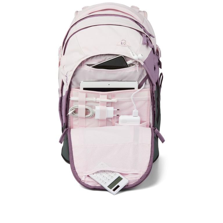 Rucksack Pack Limited Edition Now or Never Right Now, Farbe: flieder/lila, Marke: Satch, EAN: 4057081102464, Abmessungen in cm: 30.0x45.0x22.0, Bild 12 von 19