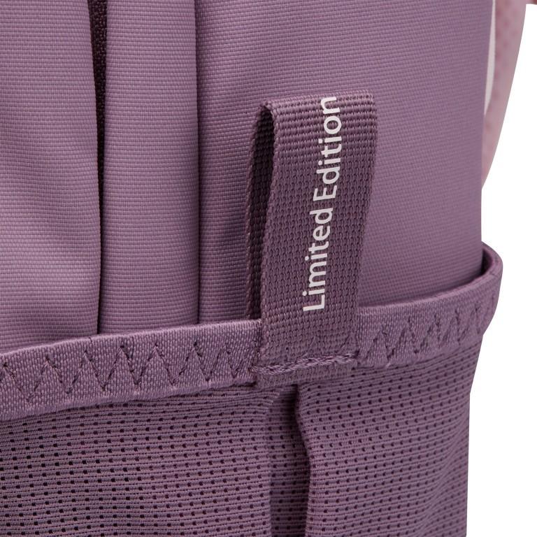 Rucksack Pack Limited Edition Now or Never Right Now, Farbe: flieder/lila, Marke: Satch, EAN: 4057081102464, Abmessungen in cm: 30.0x45.0x22.0, Bild 17 von 19
