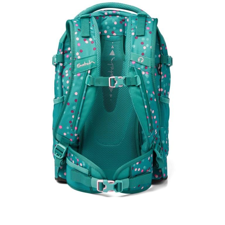 Rucksack Pack Happy Confetti, Farbe: grün/oliv, Marke: Satch, EAN: 4057081102396, Abmessungen in cm: 30.0x45.0x22.0, Bild 5 von 13