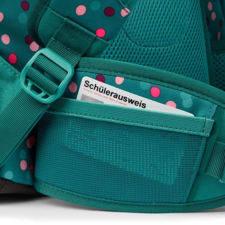 Rucksack Pack Happy Confetti, Farbe: grün/oliv, Marke: Satch, EAN: 4057081102396, Abmessungen in cm: 30.0x45.0x22.0, Bild 10 von 13