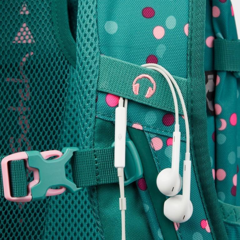 Rucksack Pack Happy Confetti, Farbe: grün/oliv, Marke: Satch, EAN: 4057081102396, Abmessungen in cm: 30.0x45.0x22.0, Bild 11 von 13