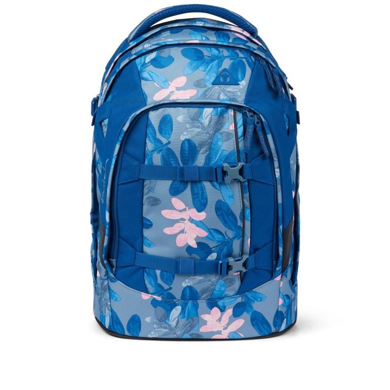 Rucksack Pack Summer Soul, Farbe: blau/petrol, Marke: Satch, EAN: 4057081102402, Abmessungen in cm: 30.0x45.0x22.0, Bild 1 von 13
