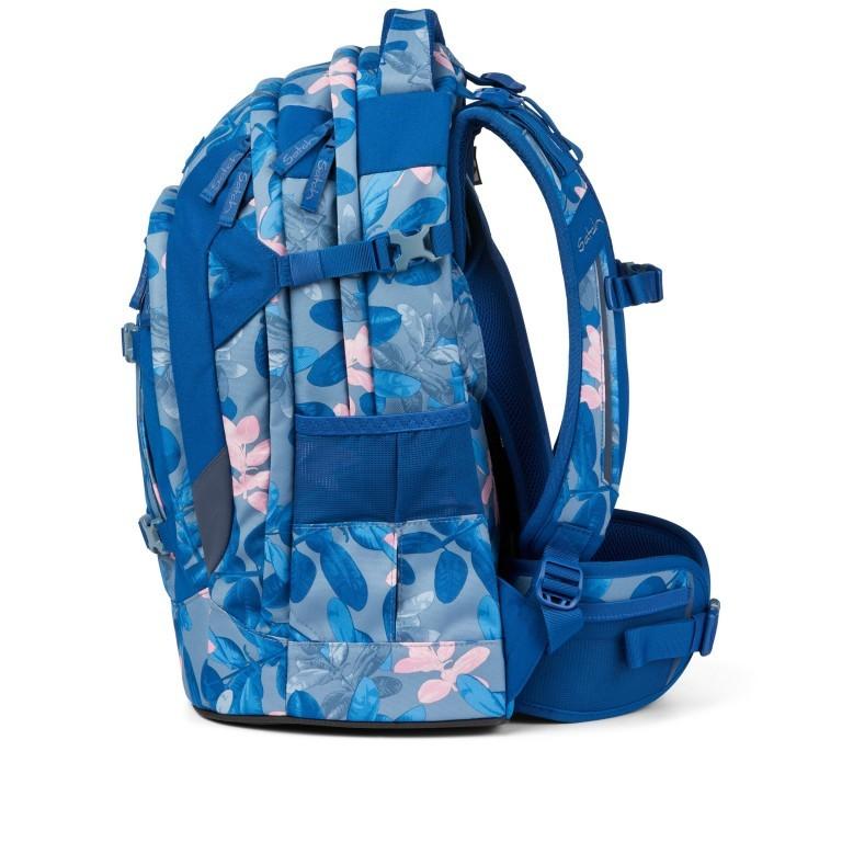 Rucksack Pack Summer Soul, Farbe: blau/petrol, Marke: Satch, EAN: 4057081102402, Abmessungen in cm: 30.0x45.0x22.0, Bild 3 von 13