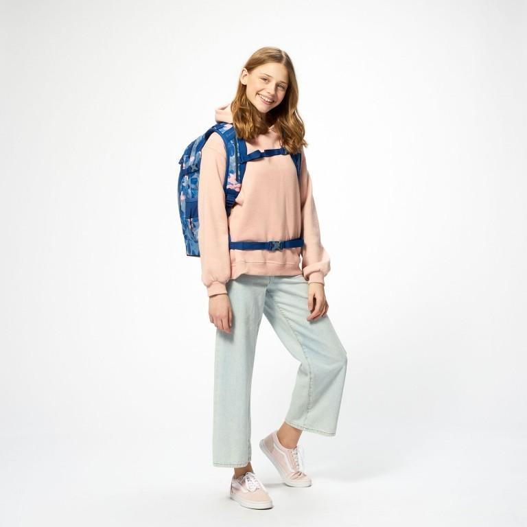 Rucksack Pack Summer Soul, Farbe: blau/petrol, Marke: Satch, EAN: 4057081102402, Abmessungen in cm: 30.0x45.0x22.0, Bild 9 von 13
