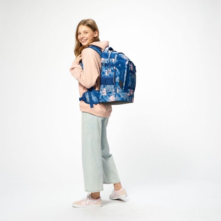 Rucksack Pack Summer Soul, Farbe: blau/petrol, Marke: Satch, EAN: 4057081102402, Abmessungen in cm: 30.0x45.0x22.0, Bild 10 von 13