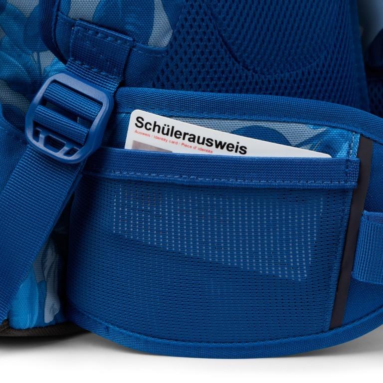 Rucksack Pack Summer Soul, Farbe: blau/petrol, Marke: Satch, EAN: 4057081102402, Abmessungen in cm: 30.0x45.0x22.0, Bild 11 von 13