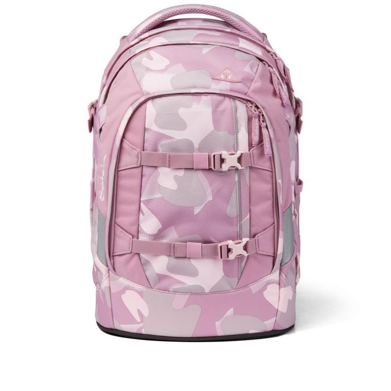 Rucksack Pack Heartbreaker, Farbe: rosa/pink, Marke: Satch, EAN: 4057081102419, Abmessungen in cm: 30.0x45.0x22.0, Bild 1 von 13
