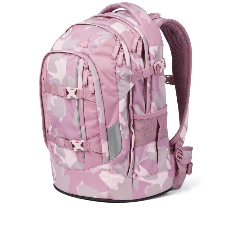 Rucksack Pack Heartbreaker, Farbe: rosa/pink, Marke: Satch, EAN: 4057081102419, Abmessungen in cm: 30.0x45.0x22.0, Bild 2 von 13