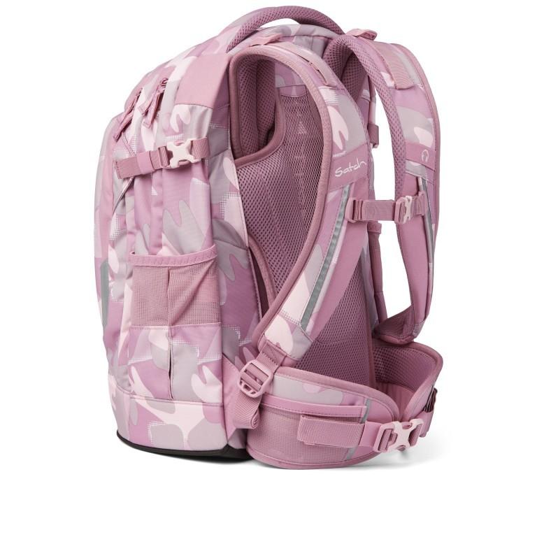 Rucksack Pack Heartbreaker, Farbe: rosa/pink, Marke: Satch, EAN: 4057081102419, Abmessungen in cm: 30.0x45.0x22.0, Bild 4 von 13