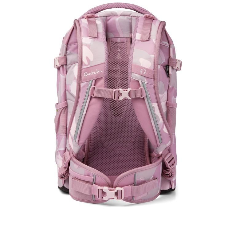 Rucksack Pack Heartbreaker, Farbe: rosa/pink, Marke: Satch, EAN: 4057081102419, Abmessungen in cm: 30.0x45.0x22.0, Bild 5 von 13