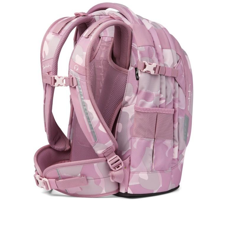 Rucksack Pack Heartbreaker, Farbe: rosa/pink, Marke: Satch, EAN: 4057081102419, Abmessungen in cm: 30.0x45.0x22.0, Bild 6 von 13