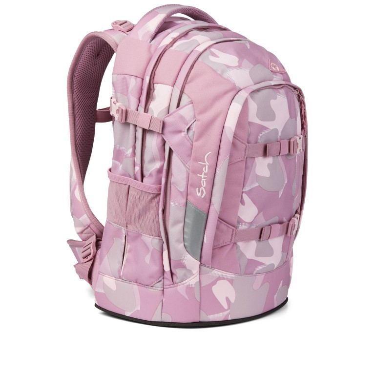Rucksack Pack Heartbreaker, Farbe: rosa/pink, Marke: Satch, EAN: 4057081102419, Abmessungen in cm: 30.0x45.0x22.0, Bild 8 von 13