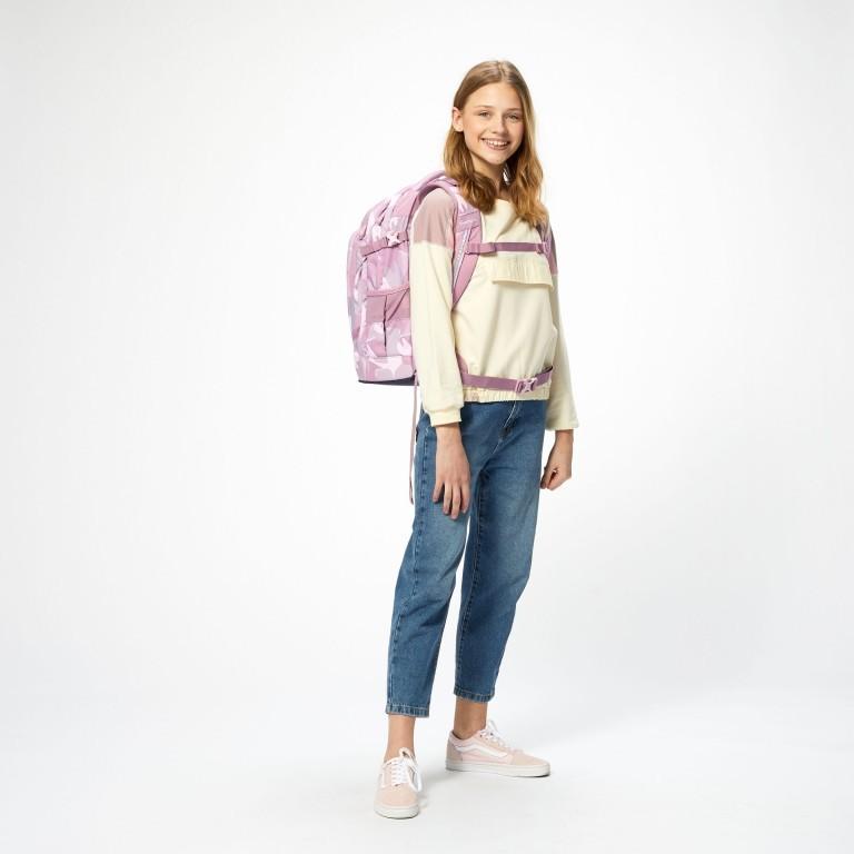 Rucksack Pack Heartbreaker, Farbe: rosa/pink, Marke: Satch, EAN: 4057081102419, Abmessungen in cm: 30.0x45.0x22.0, Bild 9 von 13