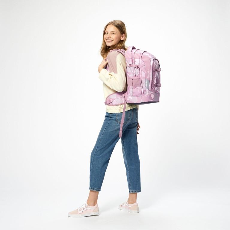 Rucksack Pack Heartbreaker, Farbe: rosa/pink, Marke: Satch, EAN: 4057081102419, Abmessungen in cm: 30.0x45.0x22.0, Bild 10 von 13