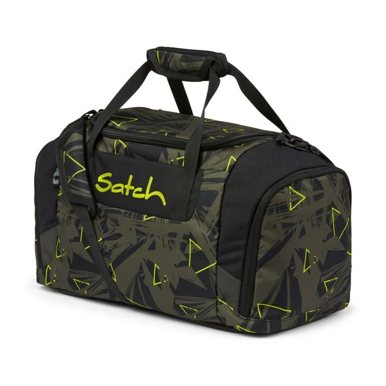 Sporttasche Geo Storm, Farbe: grün/oliv, Marke: Satch, EAN: 4057081102624, Abmessungen in cm: 45.0x25.0x25.0, Bild 1 von 5