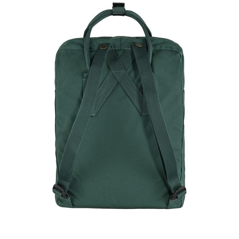 Rucksack Kånken Arctic Green, Farbe: grün/oliv, Marke: Fjällräven, EAN: 7323450724306, Abmessungen in cm: 27.0x38.0x13.0, Bild 3 von 16