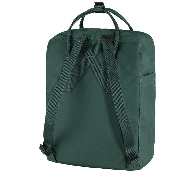 Rucksack Kånken Arctic Green, Farbe: grün/oliv, Marke: Fjällräven, EAN: 7323450724306, Abmessungen in cm: 27.0x38.0x13.0, Bild 4 von 16