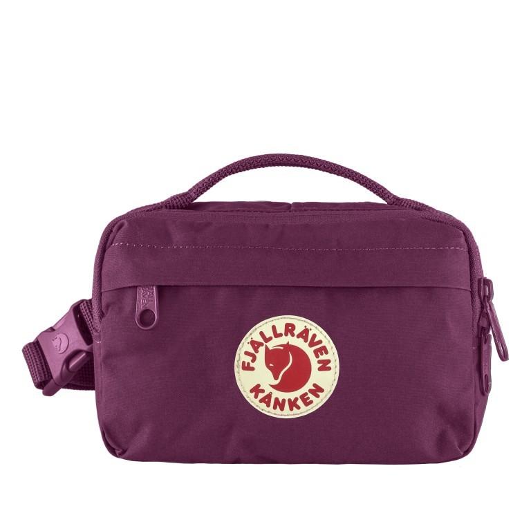 Gürteltasche Kånken Hip Pack Royal Purple, Farbe: flieder/lila, Marke: Fjällräven, EAN: 7323450724450, Abmessungen in cm: 18.0x12.0x9.0, Bild 1 von 11