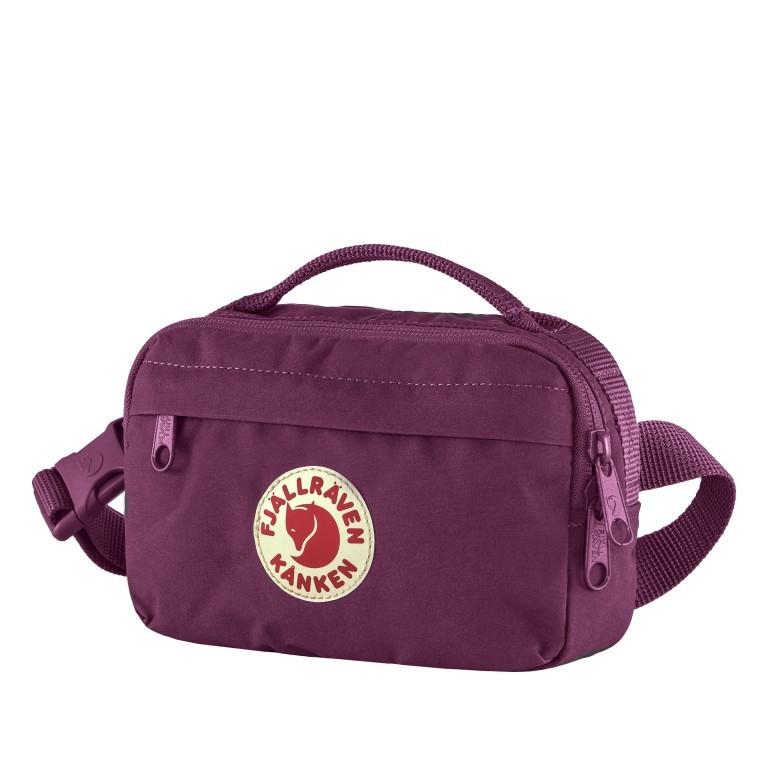 Gürteltasche Kånken Hip Pack Royal Purple, Farbe: flieder/lila, Marke: Fjällräven, EAN: 7323450724450, Abmessungen in cm: 18.0x12.0x9.0, Bild 2 von 11
