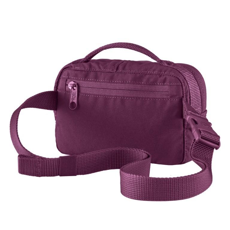 Gürteltasche Kånken Hip Pack Royal Purple, Farbe: flieder/lila, Marke: Fjällräven, EAN: 7323450724450, Abmessungen in cm: 18.0x12.0x9.0, Bild 3 von 11