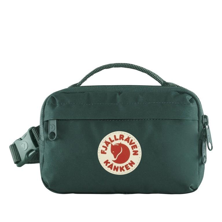 Gürteltasche Kånken Hip Pack Arctic Green, Farbe: grün/oliv, Marke: Fjällräven, EAN: 7323450724467, Abmessungen in cm: 18.0x12.0x9.0, Bild 1 von 11