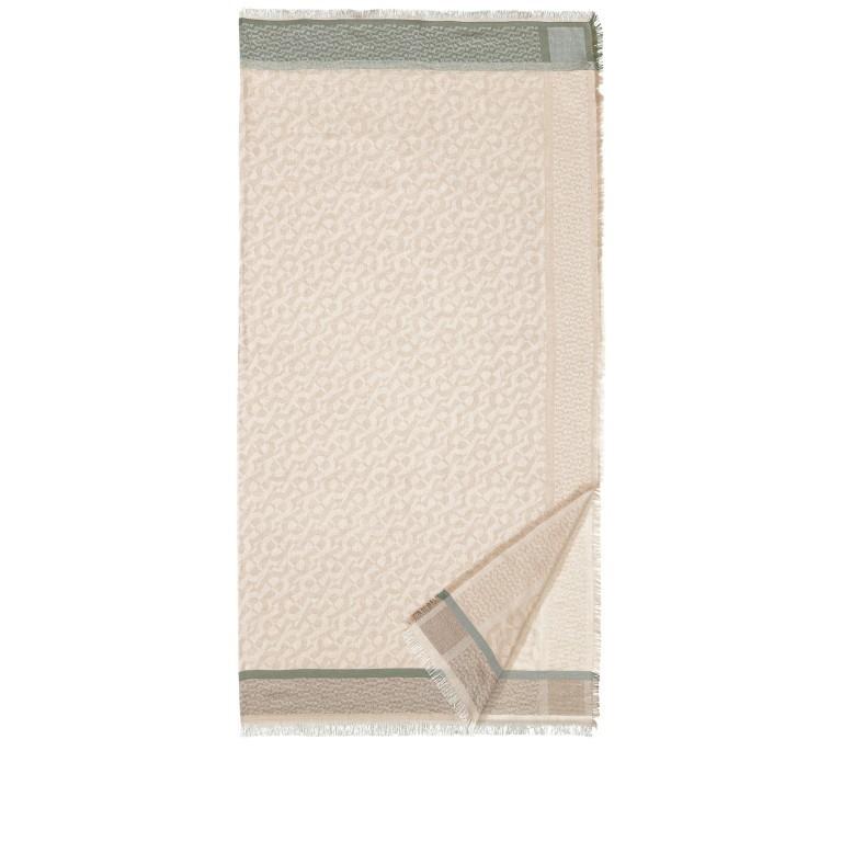 Tuch Carré Beige, Farbe: beige, Marke: AIGNER, EAN: 4055539319709, Bild 1 von 1