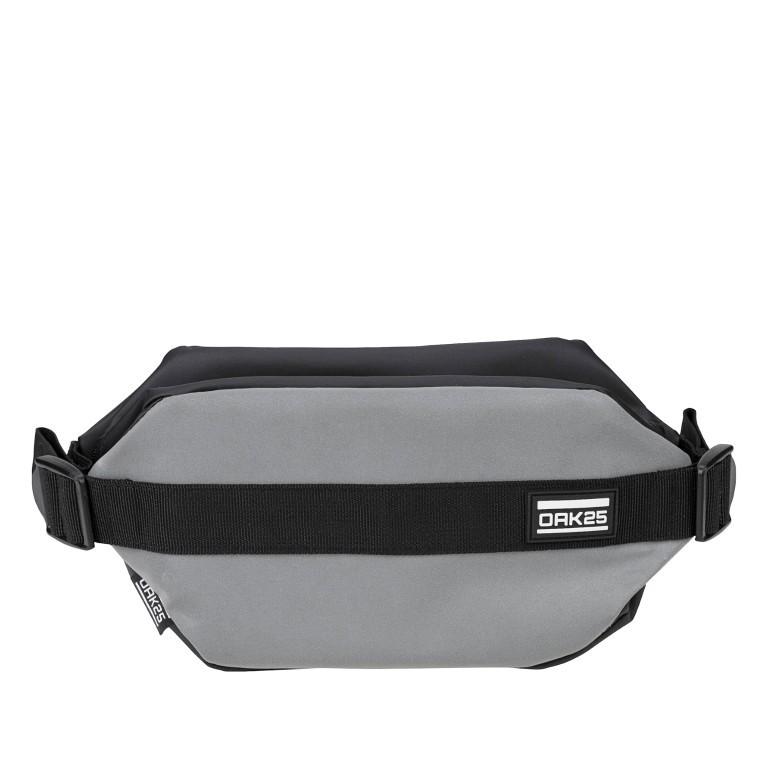 Gürteltasche Carryall Sling reflektierend Black, Farbe: schwarz, Marke: OAK25, EAN: 4270001715937, Abmessungen in cm: 28.0x14.0x10.0, Bild 1 von 6